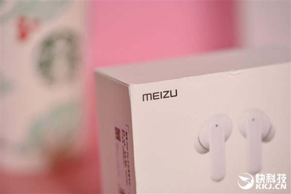 魅族首款真无线主动式降噪式耳机 POP Pro开箱图赏