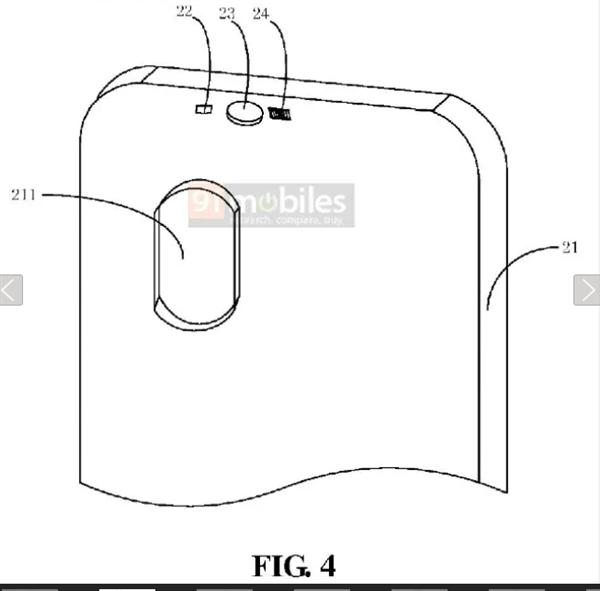小米模块化相机专利曝光:后置镜头可秒变前置相机