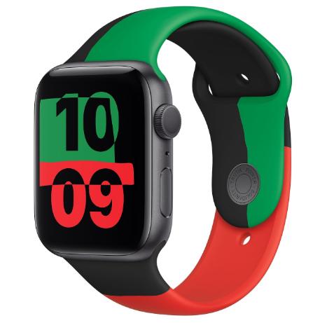 苹果AppleWatch6BlackUnity限量版开售:3199元起