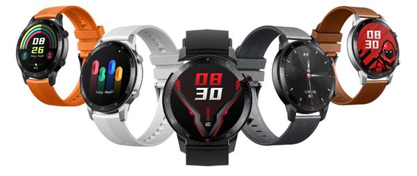 红魔首款智能手表开售:15天超长续航599元起