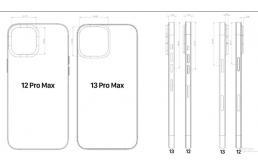iPhone 13设计图曝光