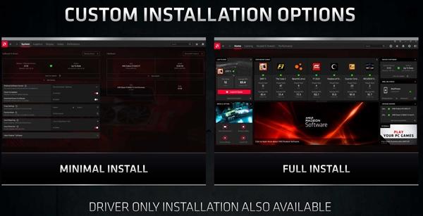 """AMD年度重磅显卡驱动21.4.1发布:告别""""全家桶"""""""