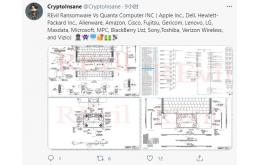 广达电脑遭黑客勒索5000万美元