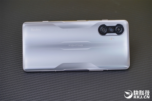 Redmi首款游戏手机!K40游戏增强版开箱图赏