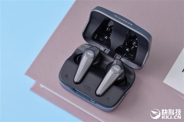 一键进入游戏模式 机械师真无线耳机TH300图赏