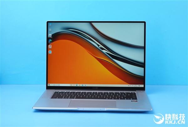 满血锐龙5000+2.5K屏!华为MateBook 16笔记本图赏