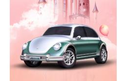 """完美""""复刻""""大众甲壳虫!长城欧拉新车定名为芭蕾猫"""