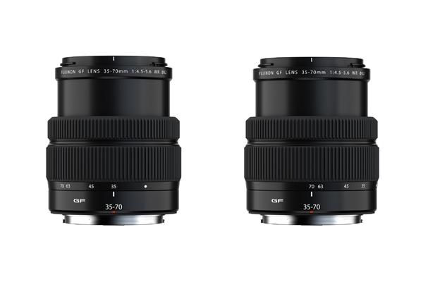 6490元:富士发布富士龙镜头GF35-70mm 仅手掌大小