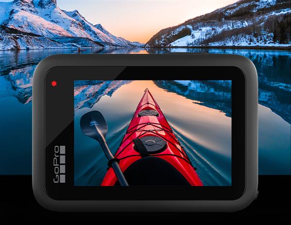 3498元!GoPro Hero 10 Black正式发布:可拆卸镜头 支持4K/120