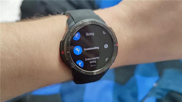 荣耀Watch GS Pro评测