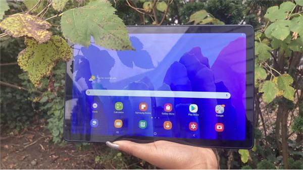 三星Galaxy Tab A7评测