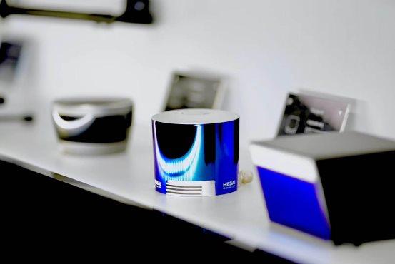 激光雷达制造商禾赛科技完成C轮1.73亿美金融资,刷新行业纪录