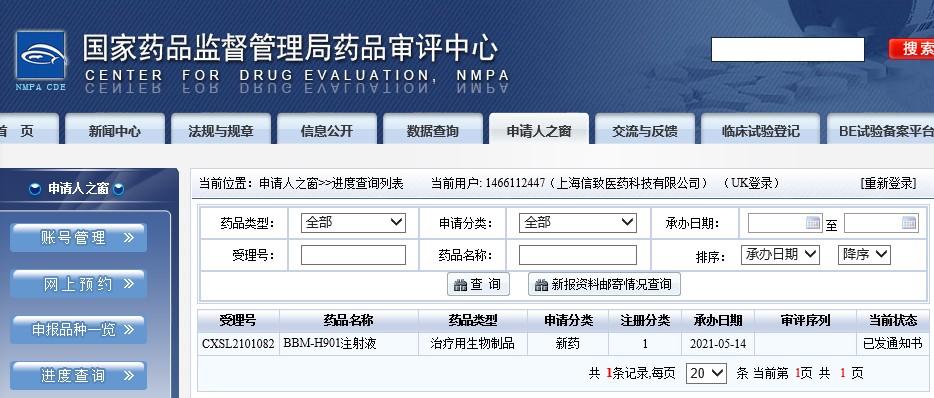 信念医药血友病基因疗法获批临床试验,为中国首个全身给药的罕见病基因疗法