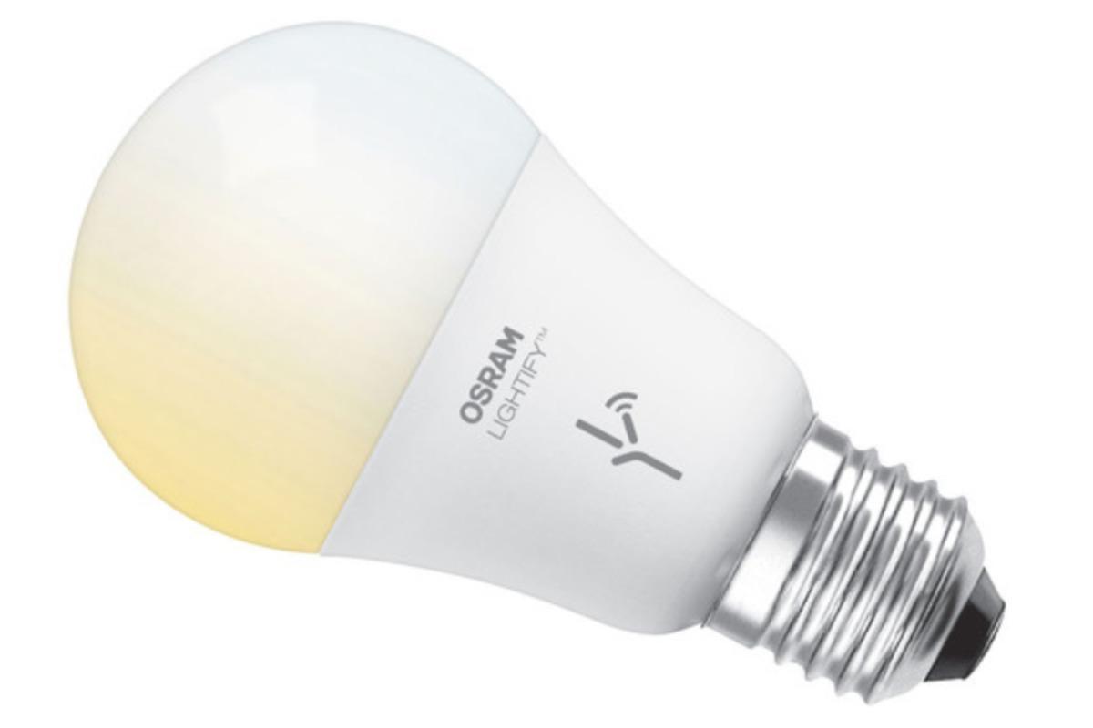 欧司朗将于明年八月关闭Lightify智能灯泡云服务