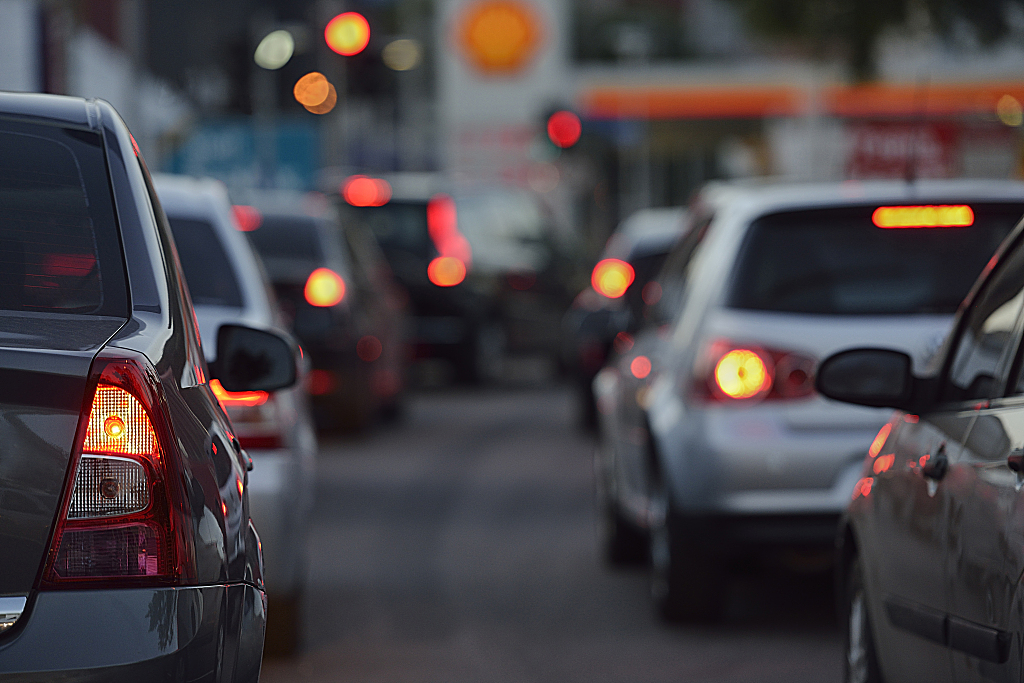 物联网中的智能停车和未来智能交通!