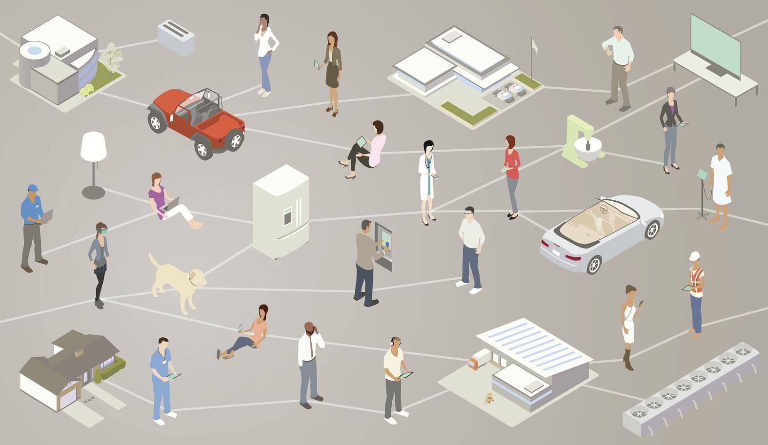 智慧城市技术:5G、边缘计算和公民参与