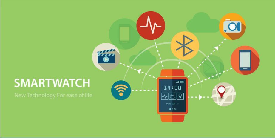 苹果占全球智能手表市场收入的50%以上
