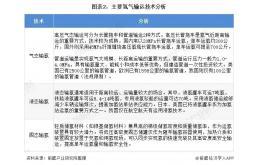 2021年中国氢气储运行业市场现状与发展趋势分析