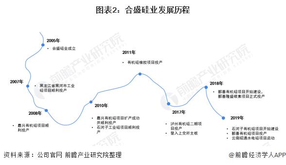 图表2:合盛硅业发展历程