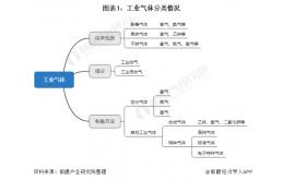 2021年中国工业气体行业发展历程及市场分析
