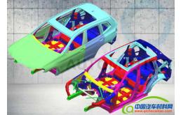 BMWiX3车身解析
