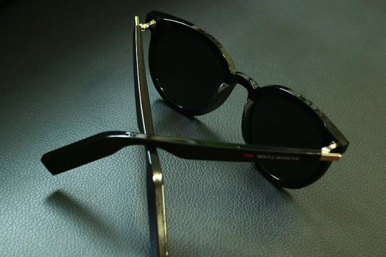 媒体评测10【驱动中国】华为GENTLE+MONSTER智能眼镜Eyewear体验:科技与时尚碰撞,会擦出怎样的火花?)1553