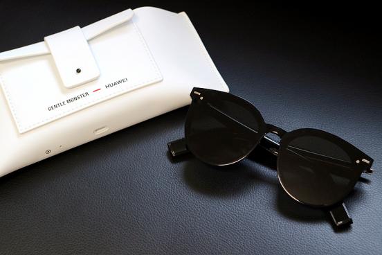 媒体评测10【驱动中国】华为GENTLE+MONSTER智能眼镜Eyewear体验:科技与时尚碰撞,会擦出怎样的火花?)1214