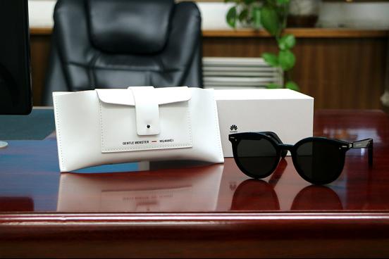 媒体评测10【驱动中国】华为GENTLE+MONSTER智能眼镜Eyewear体验:科技与时尚碰撞,会擦出怎样的火花?)500
