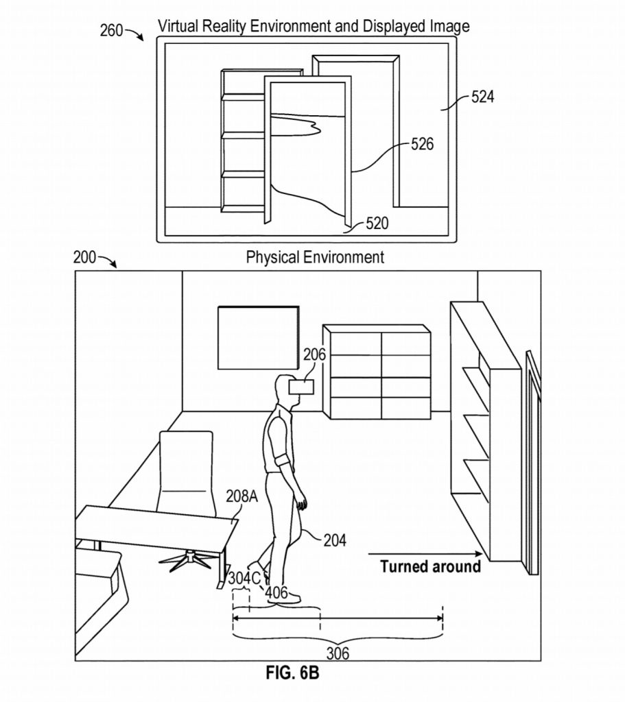 Apple VR边界系统