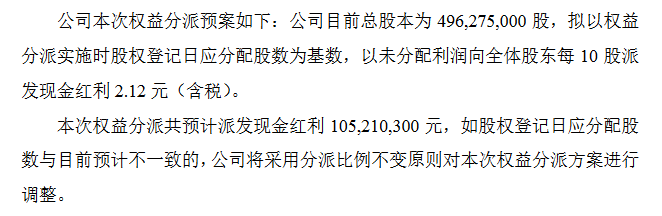 珠海港昇分红预案.png