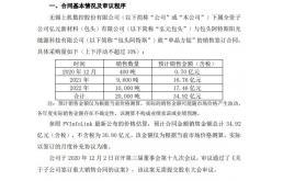 上机数控子公司签订重大销售合同 预计销售金额总计34.92亿元(含税)