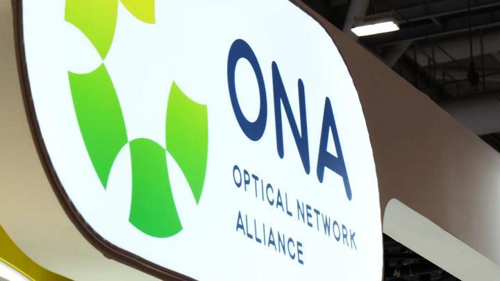 CIOE现场直击:ONA联盟展台