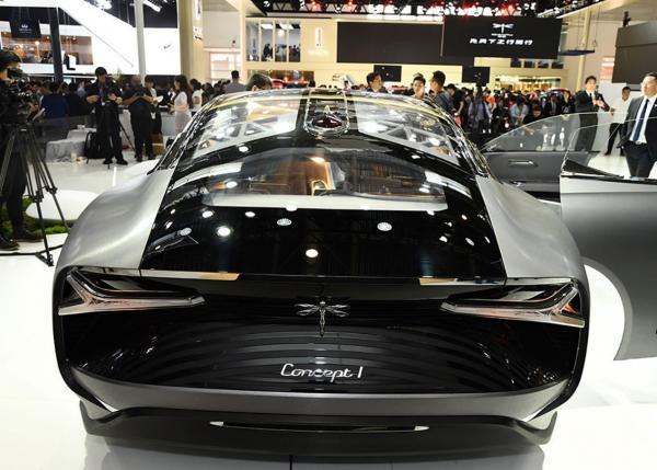 车标是蜻蜓标本,轮毂是倒三角,这国产跑车已刷新大众认知
