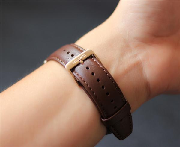 能打电话的触控智能手环—华为手环B5体验