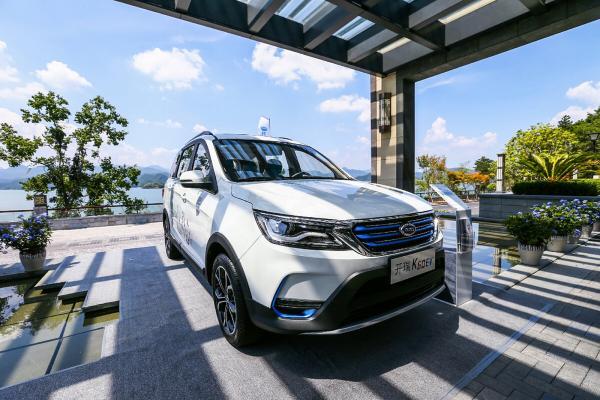 开瑞K60EV上市讲猴哥故事?新能源车落地该遵循何法则?