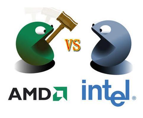 AMD在PC市场的份额持续扩大优势,Intel压力山大