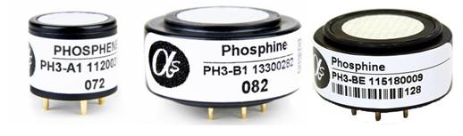 磷化氢传感器在粮库中磷化氢气体安全智能检测的应用