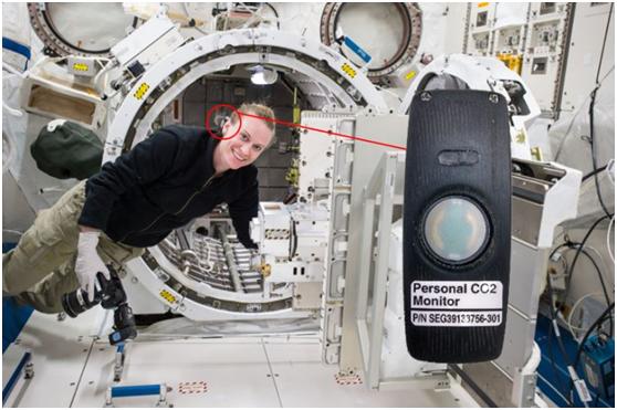 GSS创新的传感器技术为NASA提供了可穿戴式二氧化碳监测