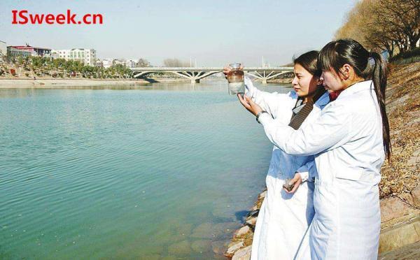关于检测水质ORP中运用到的传感器