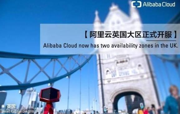 半年营收超百亿!阿里云成中国企业出海的重要技术支撑