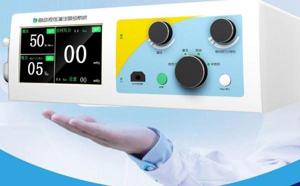 FISO光纤压力传感器在自动控压灌注吸引领域的应用