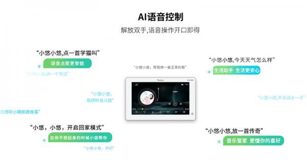 背景音乐系统如何联动AI语音与智能家居系统