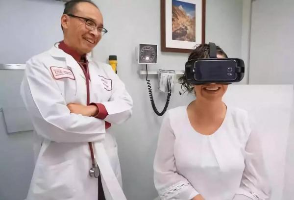 VR+医疗,盗梦科技能做的可能比你想象的更多