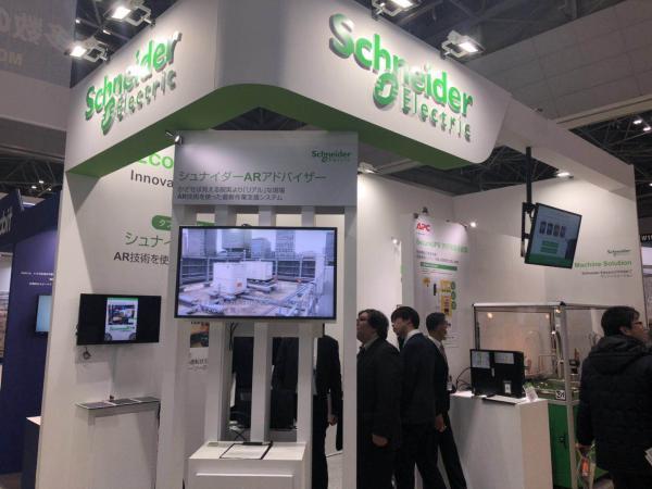 施耐德电气2019收益报告显示:数字化使得工业生产率提升50%