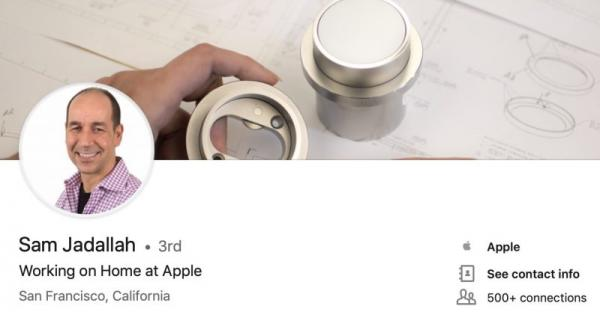 聘请曾创立智能锁的前微软副总裁,苹果的智能家居业务会有救吗?