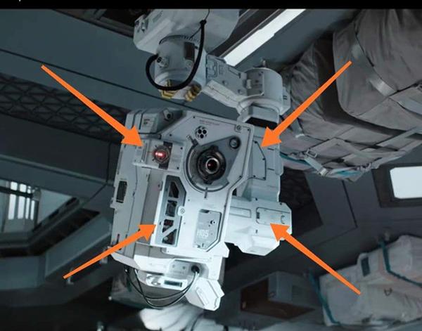 《流浪地球》幕后英雄:3D打印机制作影视道具