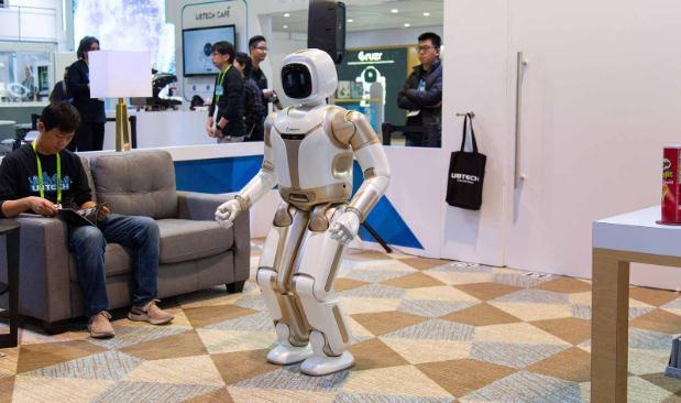 """全球""""人工智能""""竞赛再次提速!"""