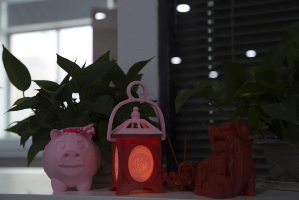 元宵节制作花灯:用3D打印机玩出新花样