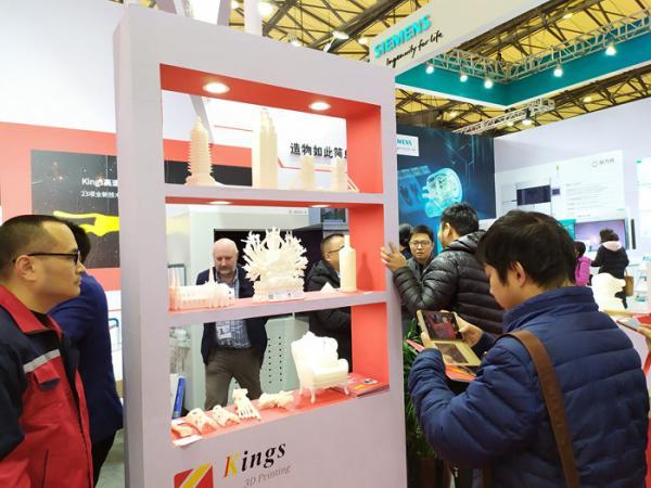 Kings高速SLA光固化3D打印机提速30%