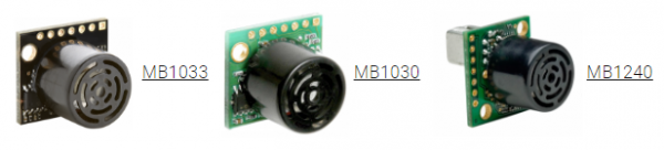 适用于室内移动机器人的最佳超声波传感器